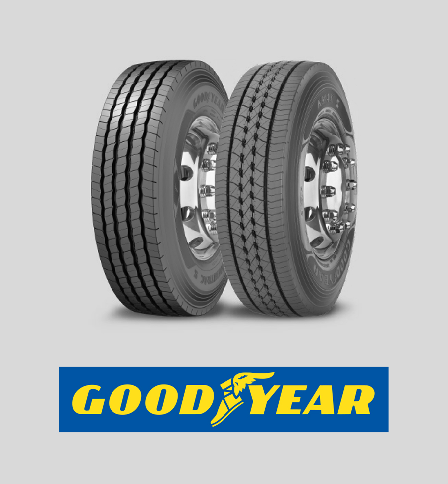 TrenTyre | Products | Commercial | GoodYear