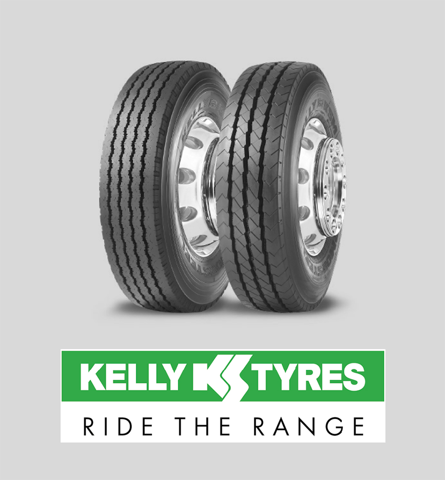 TrenTyre | Products | Commercial | Kelly Tyres